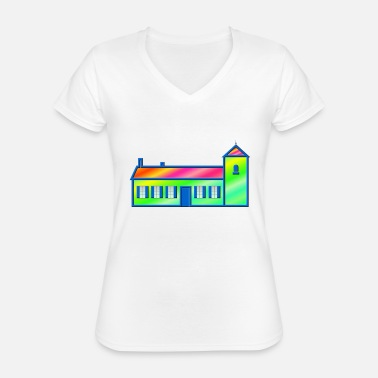 House House - Classic Women's V-Neck T-Shirt