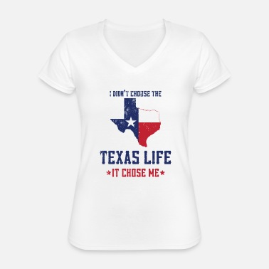 Southern States Texas America Southern States - Classic Women's V-Neck T-Shirt