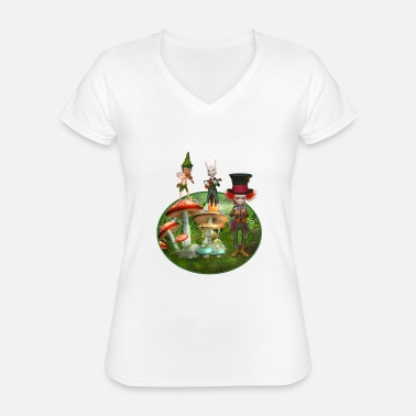 Concert Night Concert - Classic Women's V-Neck T-Shirt