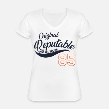 Serious Serious - Classic Women's V-Neck T-Shirt