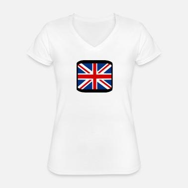 Union Jack T-shirt Drapeau Homme Colombie britannique Team GB Angleterre Ecosse Top flammes
