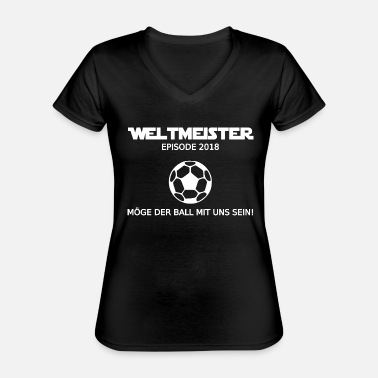 World Champion World Champion - Classic Women's V-Neck T-Shirt