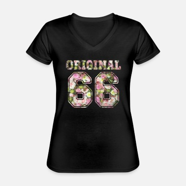 Route 1966 Original 66 - Classic Women's V-Neck T-Shirt
