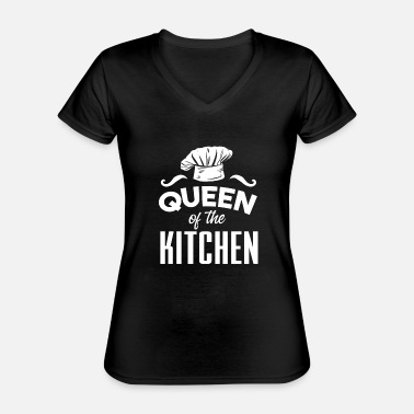 Hobby Kitchen cook - Classic Women's V-Neck T-Shirt