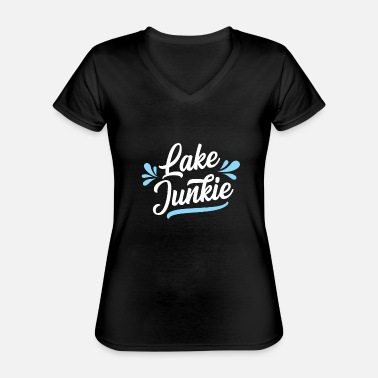 Water Sports water sports - Classic Women's V-Neck T-Shirt