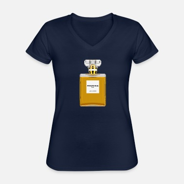 Fragrance Fragrance - Classic Women's V-Neck T-Shirt