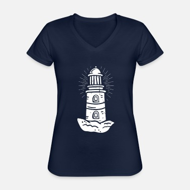 North Sea North Sea - Classic Women's V-Neck T-Shirt