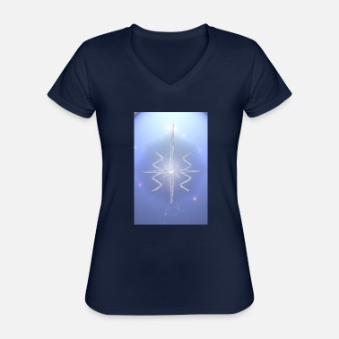 Experiment The Veritastra 2 - Classic Women's V-Neck T-Shirt