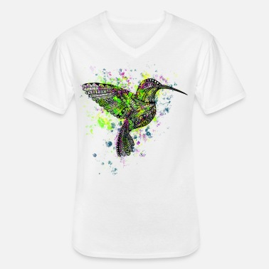 Hummingbird Hummingbird - Men's V-Neck T-Shirt