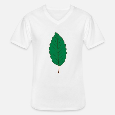 Leaf leaf - Men's V-Neck T-Shirt