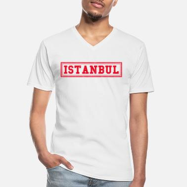 Turkey ISTANBUL - TURKEY - TURKEY - TURKEY - Men's V-Neck T-Shirt