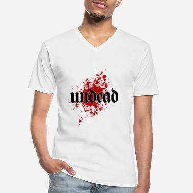 Undead Undead Undead - Men's V-Neck T-Shirt