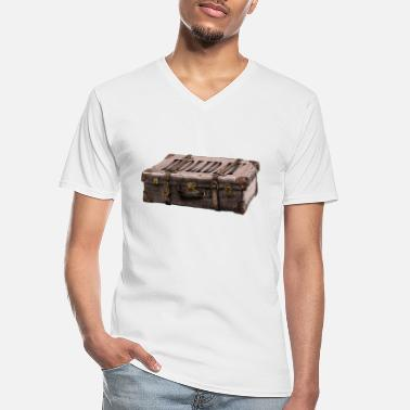 Suitcase suitcase - Men's V-Neck T-Shirt