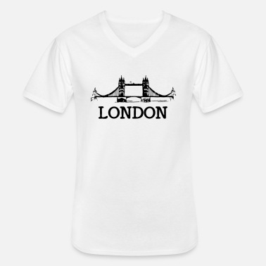 London london - Men's V-Neck T-Shirt