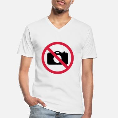 Picture no picture - Men's V-Neck T-Shirt