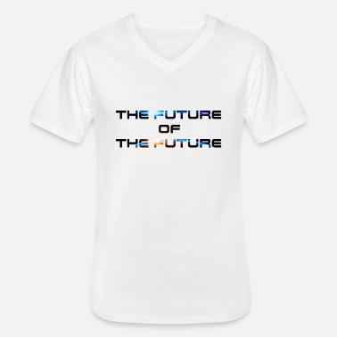 Future The Future Of The Future - Men's V-Neck T-Shirt