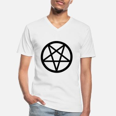 Pentacle Pentacle - Men's V-Neck T-Shirt