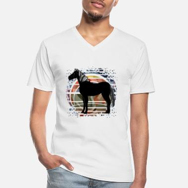 Mare Horse - Men's V-Neck T-Shirt