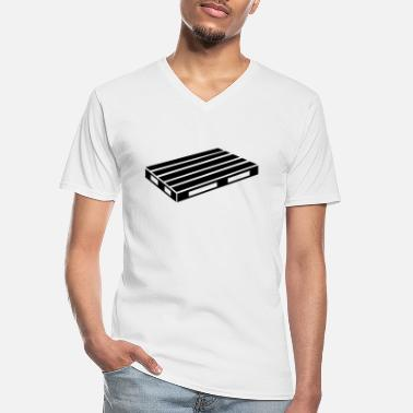 Pallet Pallet - Men's V-Neck T-Shirt