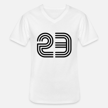 Twenties 23 twenty twenty three - Men's V-Neck T-Shirt