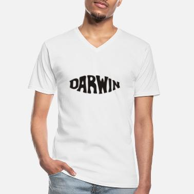 Darwin Darwin - Men's V-Neck T-Shirt