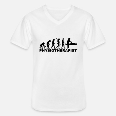 Physiotherapist Physiotherapist - Men's V-Neck T-Shirt