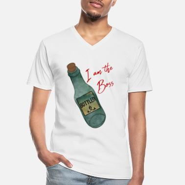 Im A Boss I'm the boss! - Men's V-Neck T-Shirt