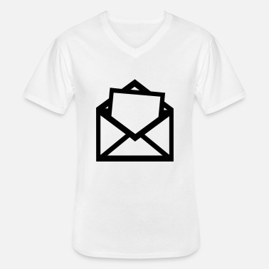 Mail Mail - Men's V-Neck T-Shirt