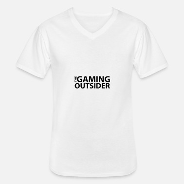 Outsider The Gaming Outsider - T-shirt col V Homme