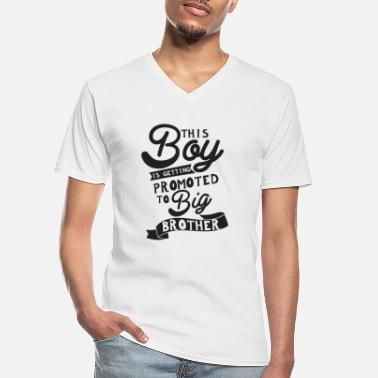 Brother Big Brother Big Brother - Men's V-Neck T-Shirt