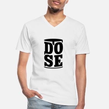 Dose Dose | Konserve - Men's V-Neck T-Shirt