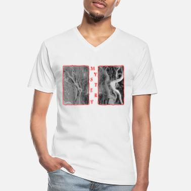 Mysterious Mystery - Men's V-Neck T-Shirt