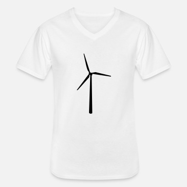 Sustainability sustainable - Men's V-Neck T-Shirt