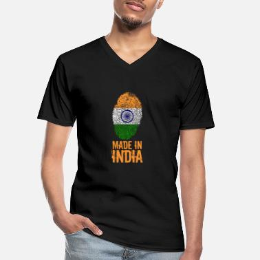 India Made in India / Made in India - Men's V-Neck T-Shirt