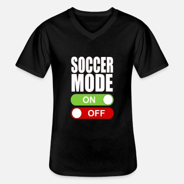 But De Football But de football But de l'équipe de football - T-shirt col V Homme