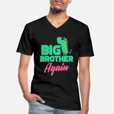 Brother Big Brother - Men's V-Neck T-Shirt