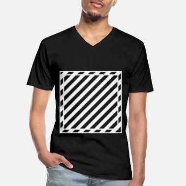 Frame Frame - Men's V-Neck T-Shirt