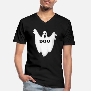Ghost Ghost ghost - Men's V-Neck T-Shirt