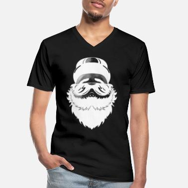 Beard beard - Men's V-Neck T-Shirt
