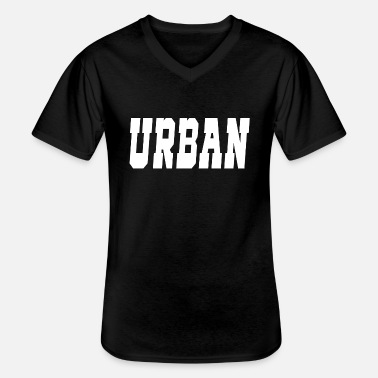 Urban urban - Men's V-Neck T-Shirt