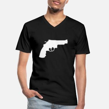Revolver revolver - Men's V-Neck T-Shirt