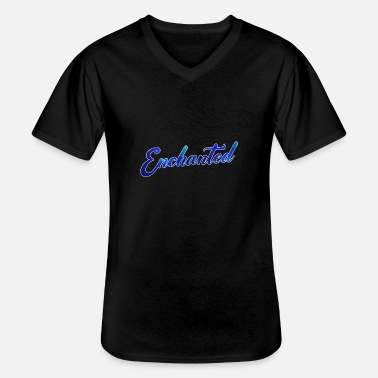Enchanteur enchanté J - T-shirt col V Homme