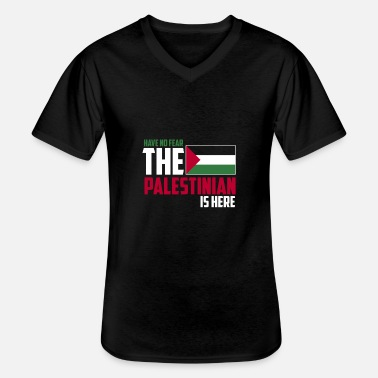 Palestina Palestine - Men's V-Neck T-Shirt
