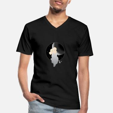 Magic Flute magic flute - Men's V-Neck T-Shirt