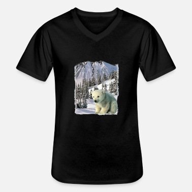 Our ours - Men's V-Neck T-Shirt