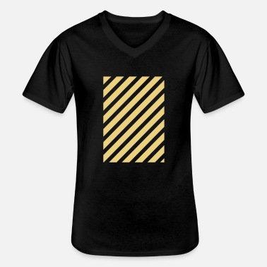 Pattern Pattern - Men's V-Neck T-Shirt