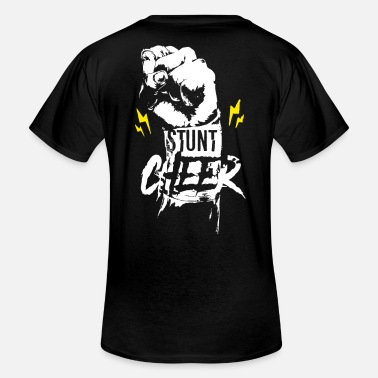 Stunt Cheer Faust - T-shirt col V Homme