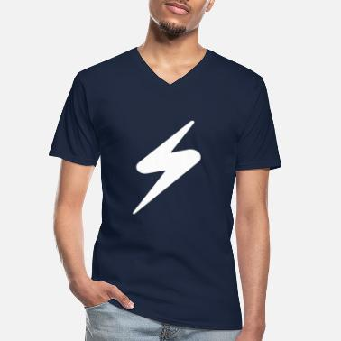 Flash - Men's V-Neck T-Shirt