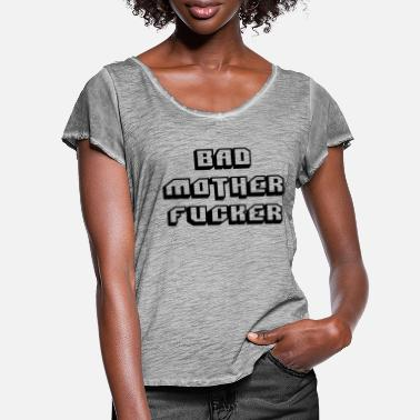 Pulp pulp fiction - Bad mofo - Women's Ruffle T-Shirt