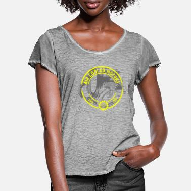 Air Cooled Boxer Engine air cooled motors - Women's Ruffle T-Shirt